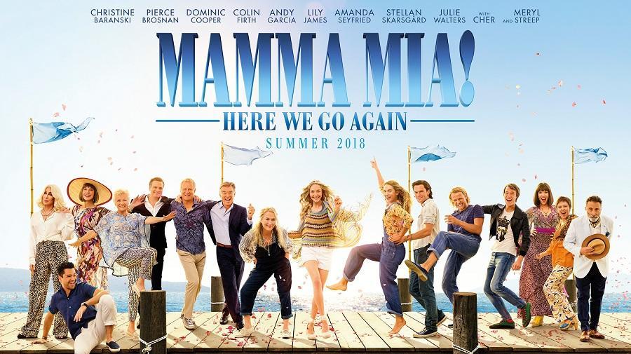 Plakat promujący film.